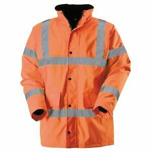 Blackrock Hi-Vis Coat - Orange