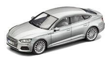 AUDI A5 Sportback NUEVO MODELO 1:43 , Plata FLORETE, 5011605031