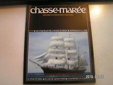 **c Revue Le Chasse marée n°131 pêche coquille Saint Jacques / Star of India