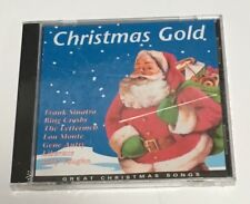 Christmas Gold Great Christmas Songs Sinatra Crosby Liberace Gene Autry New