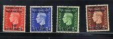 "Great Britain Kingâ™"" George Vi 1936 Set Overprinted Morocco Agencies Mnh Filed"