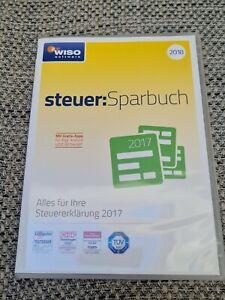 Wiso steuer:sparbuch 2018 - Alles für die Steuererklärung 2017