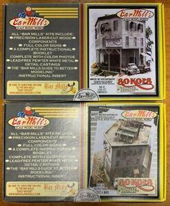 BAR MILLS KIT SOKOL'S MATTRESS & FURNITURE COMPANY 1 OF 500 2008 LIMITED EDITION