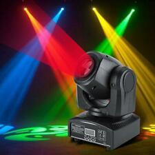 30W RGBW Stage Light LED Spot Moving Head Lights DMX Disco DJ Party Lighting