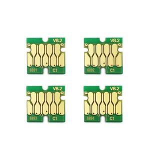 1set T6891-T6894 Cartridge Chip For Epson SureColor S30670 S50670 S30675 S50675