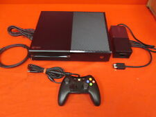Xbox One 500 GB Console Black With Wired Controller Very Good 6884