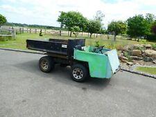 compact tractor Mallard