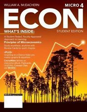 New, Engaging Titles from 4LTR Press: ECON - Principles of Microeconomics by Wil