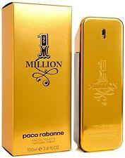 One Million Paco Rabanne - 10ml Eau de Toilette Spray - UK FREE P&P + Gift