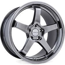 Varrstoen ES9 18x9.5 5x114.3 (5x4.5) +35mm Hyperblack Wheels Rims VTES9-4735HFK