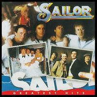 SAILOR - GREATEST HITS CD ~ GIRLS GIRLS GIRLS~GLASS OF CHAMPAGNE ~ BEST OF *NEW*