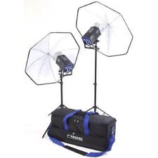 Hensel Integra 1000 Total W/S 2 Monolight Kit -Includes: 2 Integra 500 Monolight