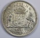 Australia 1941 Florin, Uncirculated