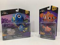 Disney Pixar Finding Dory Playset & Nemo Infinity Figures (3.0 Toy Box Game)