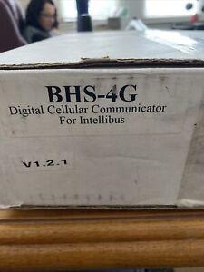 NEW BHS-4G Digital Cellular 10M Alarm Communicator Brinks ADT BHS 4G Intellibus