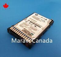 "Genuine HP 2.5"" 600GB 10K SAS Hard Drive 653957-001 652583-B21 DL360 DL380 G8 G9"