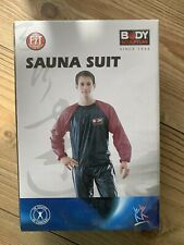 NEW Body Sculpture Exercise Gym Running Sweat Sauna Suit Fitness Yoga Sport