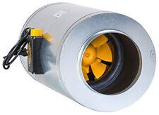 Peut Q-Max 250 EC controler Fan - 2000 m3/h Silencieux Acoustique Fan