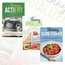 CookNation Collection 3 Books Set The Skinny Slow Cooker Recipe Book , UK