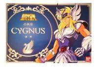 Figure Vintage Cygnus Swan Box Flat Saint Seiya BANDAI Japan