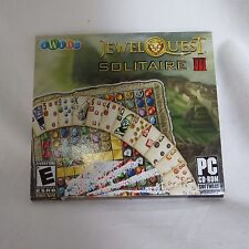 Jewel Quest Solitaire III (PC, 2009)