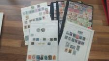 EARLY BRAZIL MINT AND USED STAMP COLLECTION INC . RARE BULL EYES ALL ORIGINAL