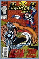 Punisher 2099 #10 (Nov 1993, Marvel) Pat Mills, Tony Skinner, Tom Morgan