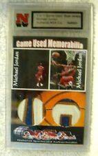 Michael Jordan Wizards National Sportcard Authenticators 3 color patch #1/1!!!