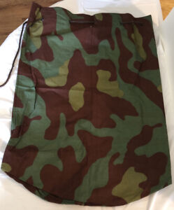 Camo laundry bag With Small Hole