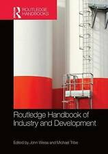 Routledge Handbook Of Industry And  BOOKH NEW