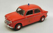 Fiat 1100 tv v.d.fuoco 1956 1:43 pompieri scala rio