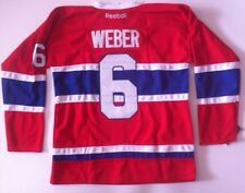Shea Weber #6 Montreal Canadiens NHL Jersey Men Size L /50 Large US Seller