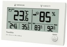 Digital Thermometer / Hygrometer Monitor Meter ( 2 in 1 ) Indoor / Outdoor