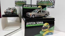 Minichamps 1:43 Mercedes-Benz 190 E 2.3 - 16  #11 Ayrton Senna 1984 Nurburgring