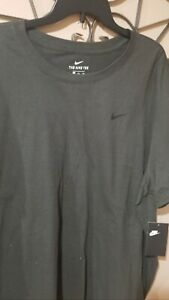 Nike The Nike Tee Men's Size 3XL T-shirt Sequoia Green Athletic Read Description