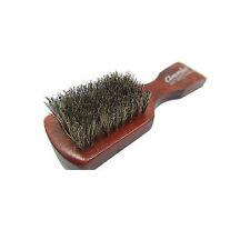 MINI BOAR BRISTLES CLUB BRUSH SOFT BRISTLES FOR HAIR AND BEARD