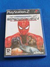 Jeu vidéo Sony PlayStation 2 PS2 SPIDER-MAN LE RÈGNE DES OMBRES