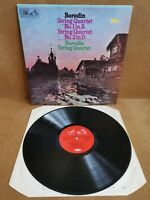 ASD 4100 - BORODIN String Quartets No 1 & 2 BORODIN STRING QUARTET Ex LP Record