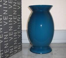 Venini vaso modello Idalion - design A. Mendini - firma, etichetta e scatola