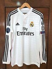Adidas Real Madrid Cristiano Ronaldo 2014-2015 Champions League jersey size L