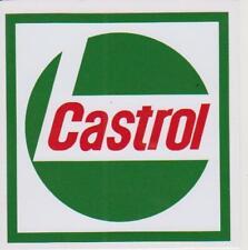 Autocollants Stickers - HUILE CASTROL