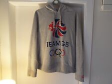 Team GB Olympic Hoody New without Tags XL Grey