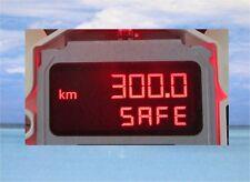 LCD km-pantalla de visualización de velocímetro rb4 rb8 Bosch audi a4 8e 8h cabrio fallos de píxeles