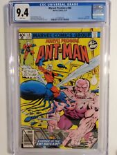 MARVEL PREMIERE #48 (CGC 9.4) 2nd APPEARANCE of ANT-MAN (SCOTT LANG) JOHN BYRNE