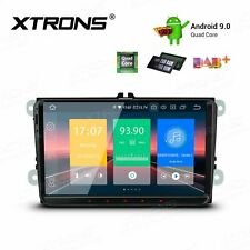 "AUTORADIO 9"" Android 9.0 VW Golf Passat Touran Passat T5 Polo Navigatore GPS MP3"