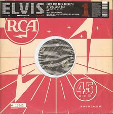"""ELVIS PRESLEY - (Now And Then There's) A Fool Such As I     10""""  Single    VG++"""