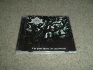 ABYSMAL DEPTHS - THE PAIN SHOWS IN DEAD WOODS - CD ALBUM - BRAND NEW