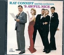 CD ALBUM 12 TITRES--RAY CONNIFF & HIS ORCHESTRA--'S AWFUL NICE