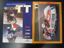 Flyer The Story of the Dutch TT Assen 2001, Drents Museum Assen