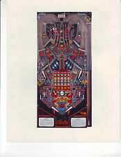 TRUCK STOP By BALLY 1988 ORIGINAL PINBALL MACHINE NOS COLOR PROMO PRESS PHOTO #1